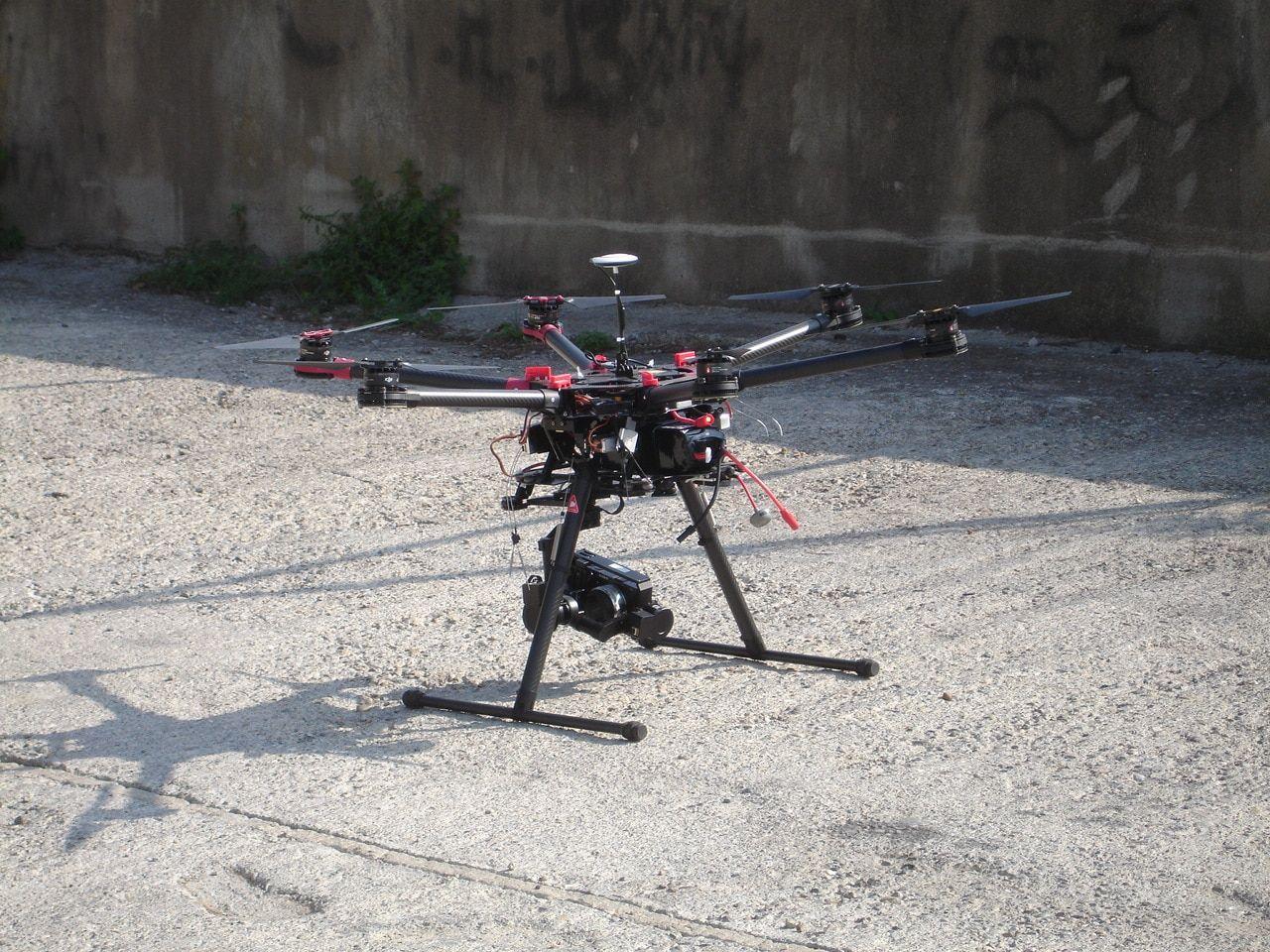 topografía-drone